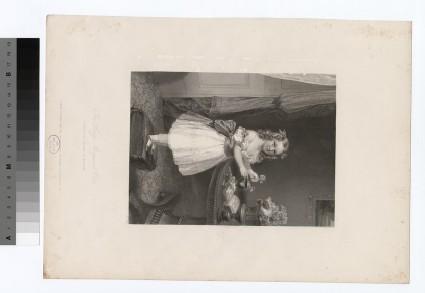 Portrait of Lady Margaret Coke