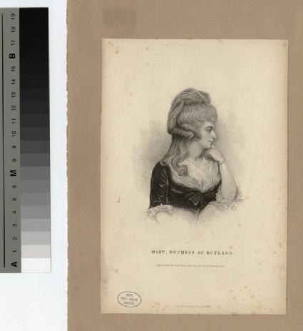 Portrait of the Duchess of Rutland