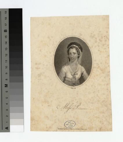 Portrait of Miss Parsons
