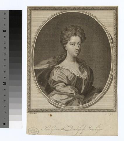 Portrait of Duchess Manchester