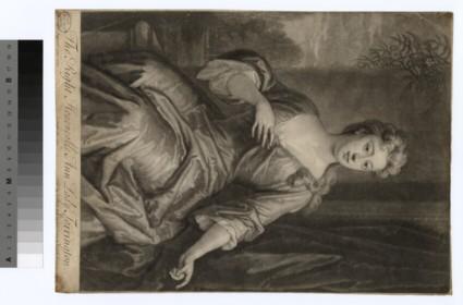 Portrait of Lady Torrington