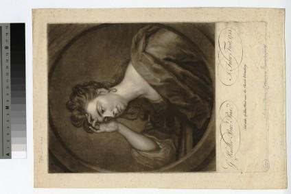 Portrait of Countess Macclesfield
