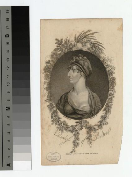 Portrait of Duchess Bolton