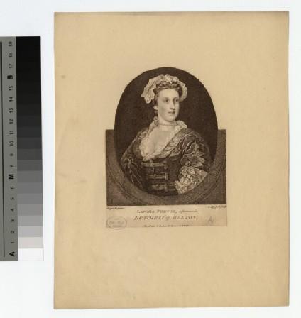 Portrait of Lavinia Fenton