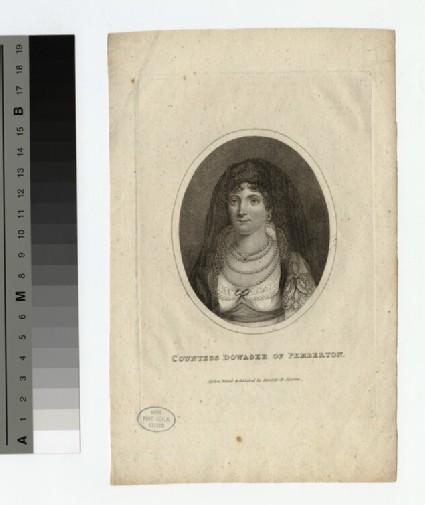 Portrait of Countess Dowager Pemberton