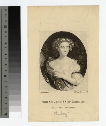 Portrait of Countess Ossory