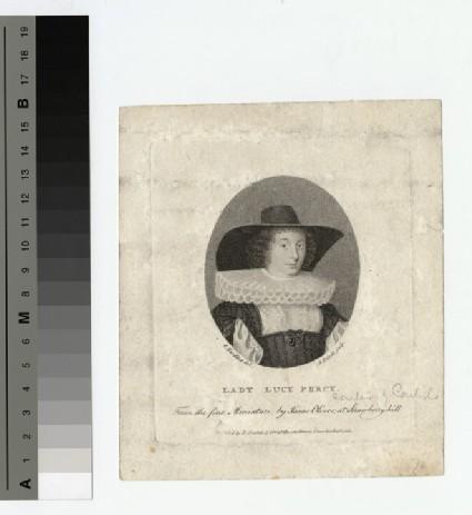 Portrait of Lady Lucy Percy