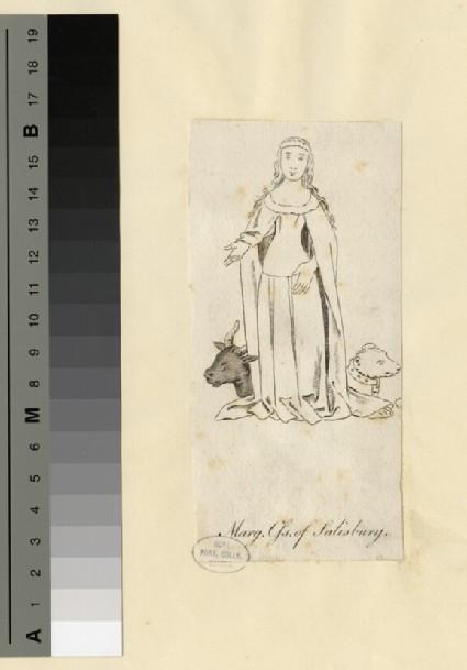 Portrait of Countess Salisbury