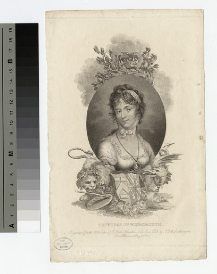 Portrait of Countess Besborough