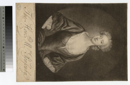 Portrait of the Hon. Mrs Ponsonby