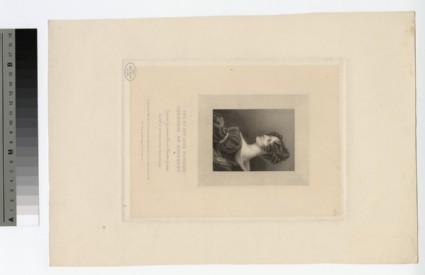 Portrait of Countess Rosebery
