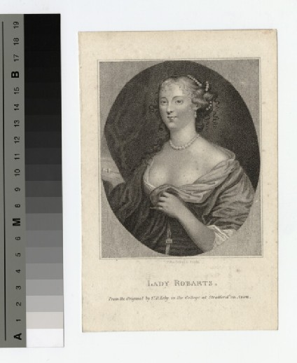 Portrait of Lady Robarts