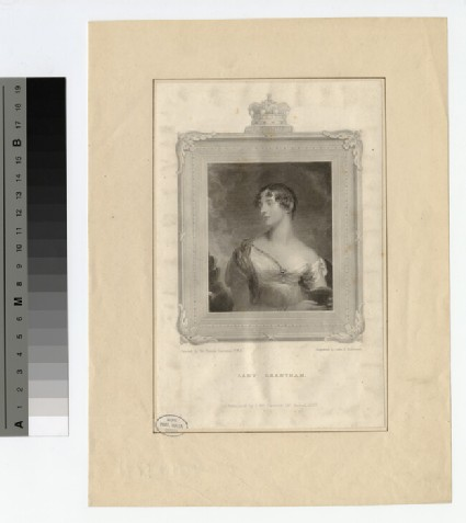 Portrait of Lady Grantham
