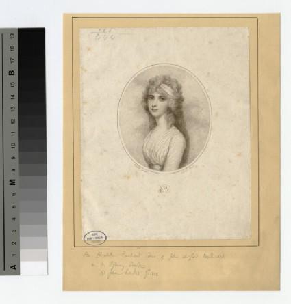 Portrait of Elizabeth Rushout