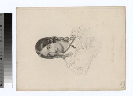 Portrait of Lady Francis Russell