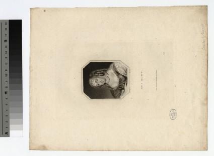 Portrait of Miss Bagot