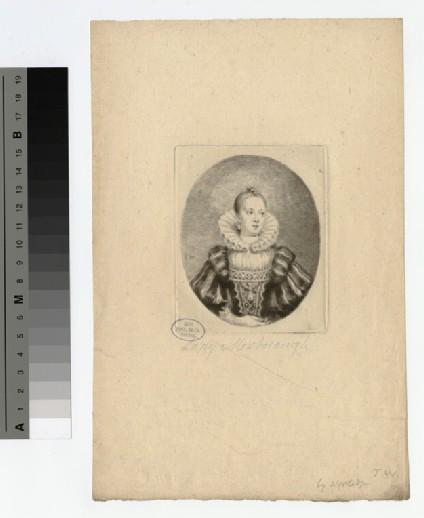 Portrait of Lady Mexborough