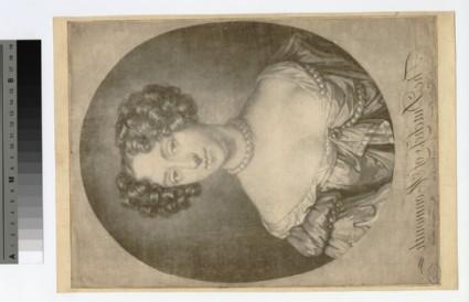 Portrait of Duchess Monmouth
