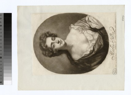 Portrait of Madam Sidley, Countess of Dorchester