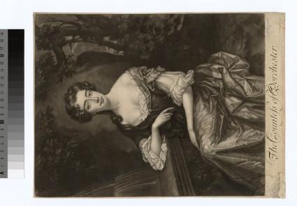 Portrait of Countess Dorchester