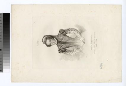 Portrait of Anne Stanhope