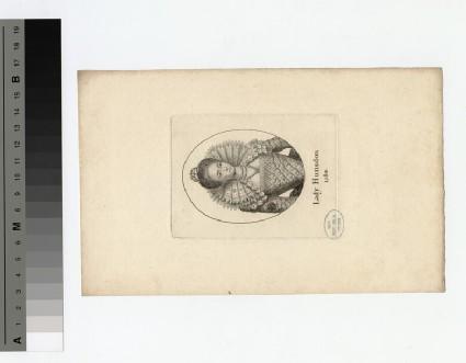 Portrait of Lady Hundson
