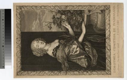 Portrait of Countess Sunderland