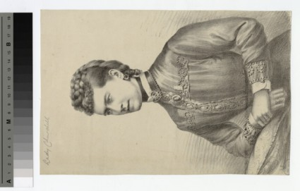 Portrait of Lady Churchill
