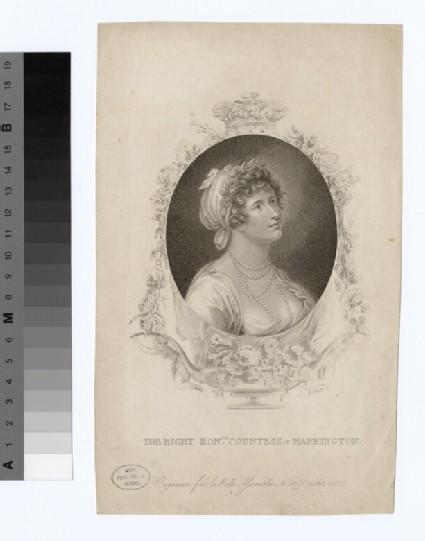 Portrait of Countess Harrington