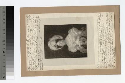Portrait of Lady Elizabeth Margaret Stuart