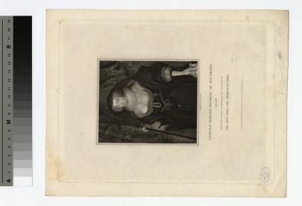 Portrait of Duchess Richmond