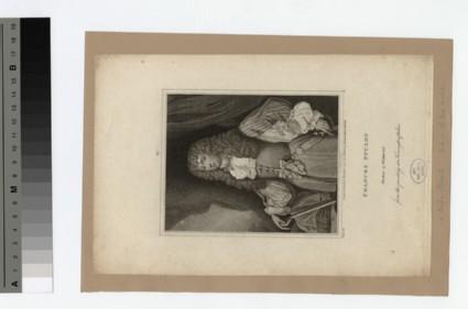 Portrait of Francis Stuart