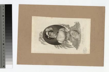 Portrait of Lady Gertrude Villiers
