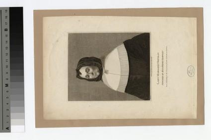 Portrait of Lady Margaret Douglas