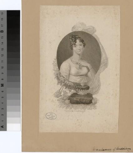 Portrait of VisCountess Castlereagh