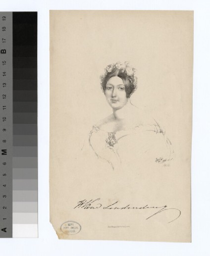 Portrait of Frances Anne, Marchioness of Londonderry
