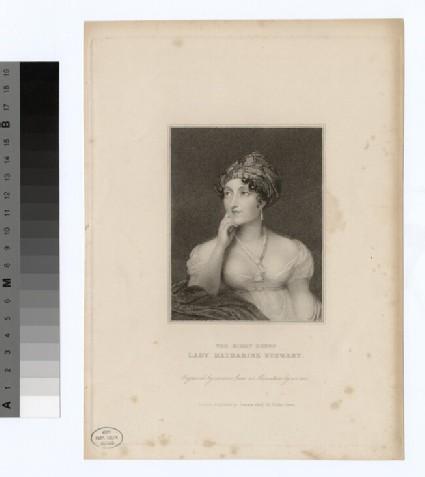 Portrait of Lady Katharine Stewart