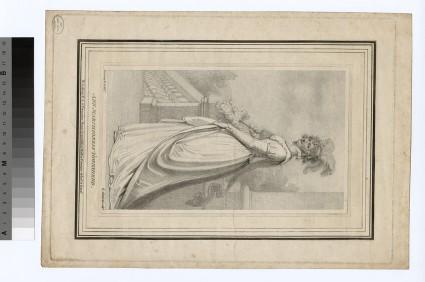 Portrait of Marchioness Ann Townshend