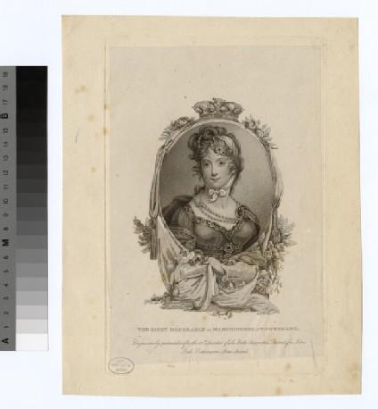 Portrait of Marchioness Townshend