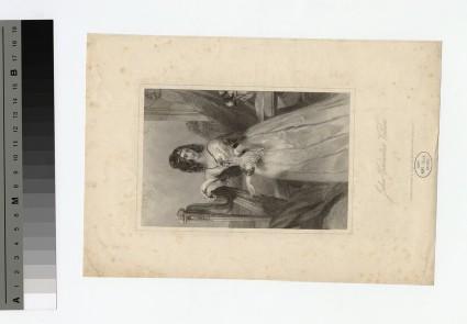 Portrait of VisCountess Villiers