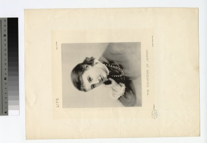 Portrait of Countess Jersey