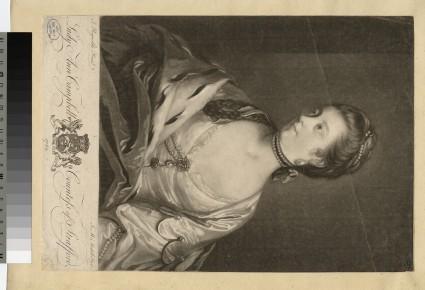 Portrait of Countess Strafford