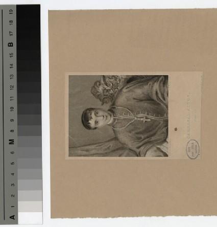 Portrait of Cardinal Acton