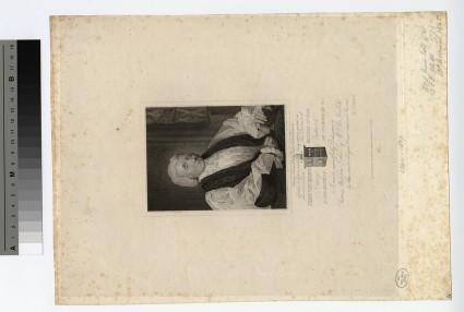 Portrait of Bishop Henry Bathurst