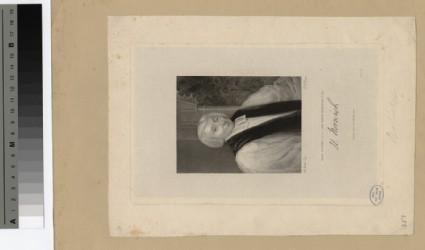 Portrait of Bishop Bathurst
