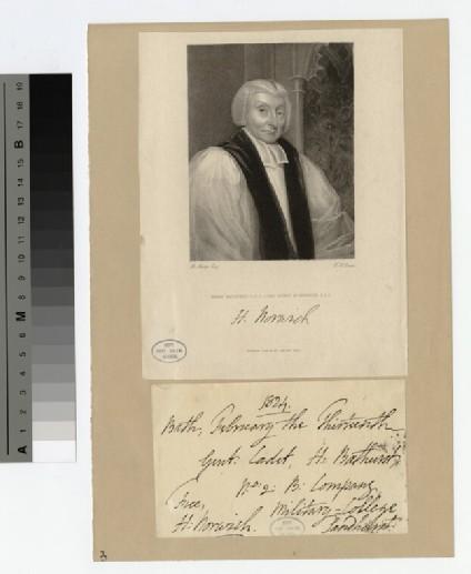 Bishop Bathurst