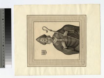 Portrait of Bishop Bateman