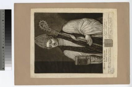 De Balsham, Bishop