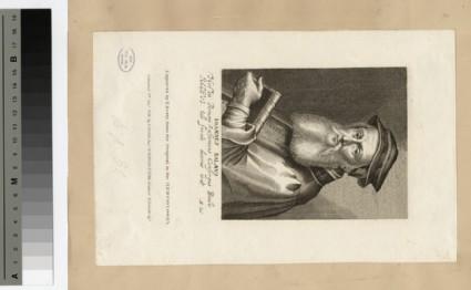 Portrait of Bishop Bale
