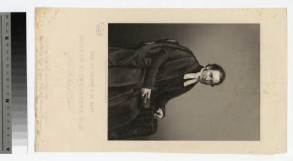 Portrait of Bishop Robert Bickersteth
